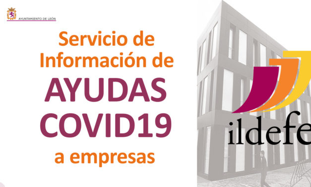 El Ayuntamiento de León crea un servicio de información y asesoramiento sobre las ayudas para autónomos y pequeñas empresas, convocadas en el marco de la crisis del COVID19