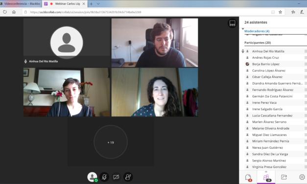 20 jóvenes aprendieron WordPress con Ildefe y la EOI