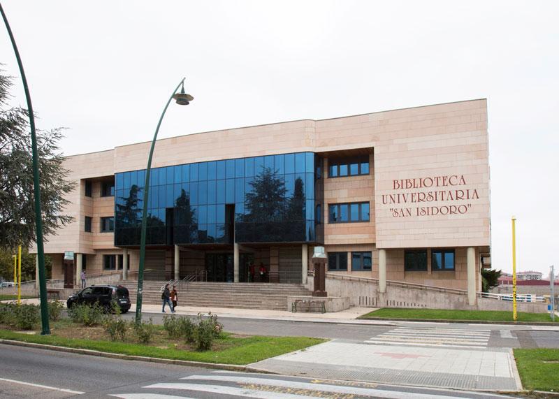 Universidad Campus Biblioteca
