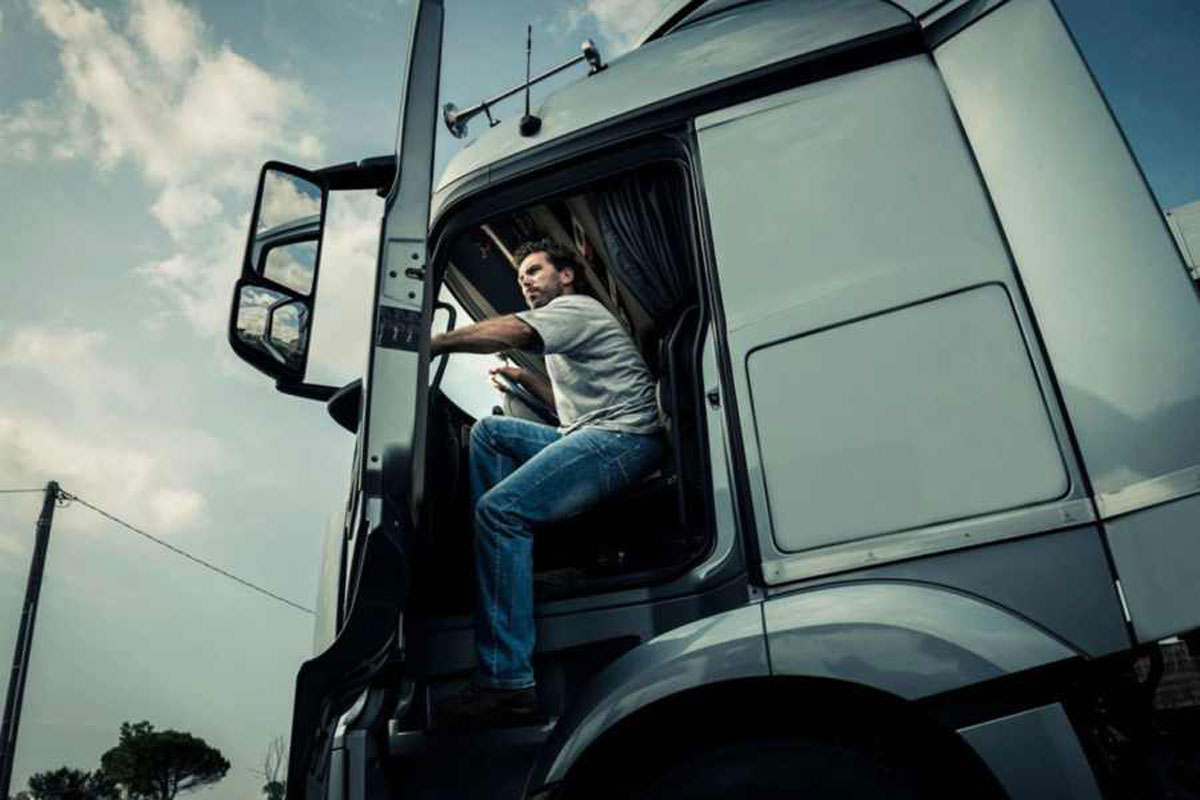 oferta conductor camión