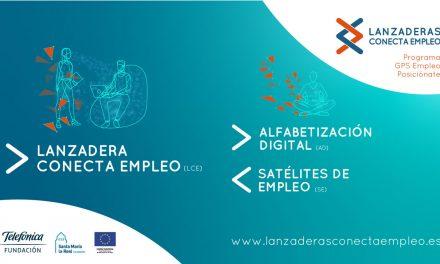 """30 personas preparan su salida al mercado laboral en la nueva """"Lanzadera Conecta Empleo"""" de León"""