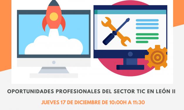 Las oportunidades profesionales del sector TIC, analizadas con iRiego Ideas, S21Sec, FDS y Xeridia