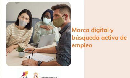 Marca digital para la búsqueda activa de empleo – webinar