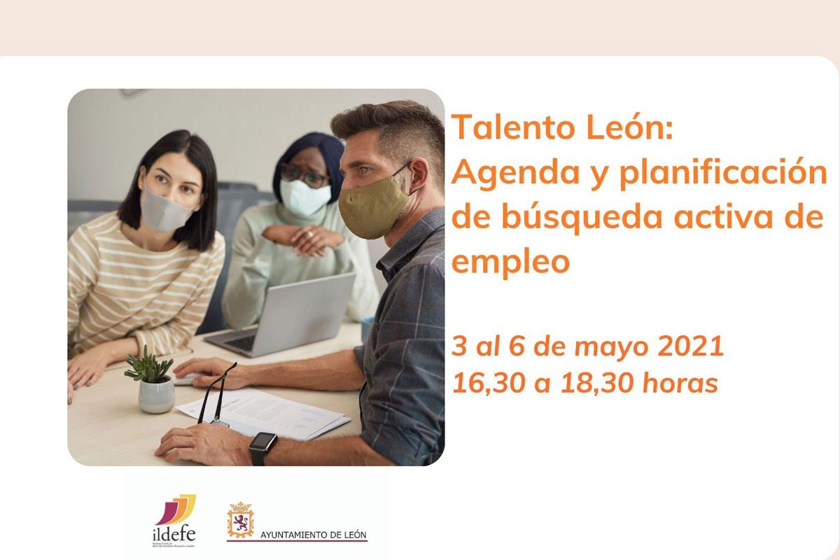 Agenda y planificación de la búsqueda de empleo – webinar