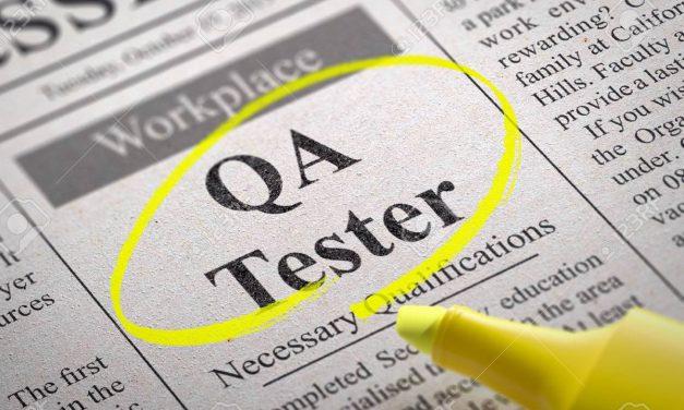 OFERTA – QA Tester