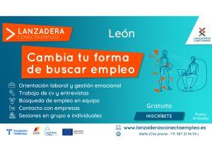 Lanzadera Cartel LCE León 2021 copia