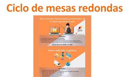 Las oportunidades profesionales de la Ciberseguridad y el sector Logístico, analizadas en el marco de Talento León