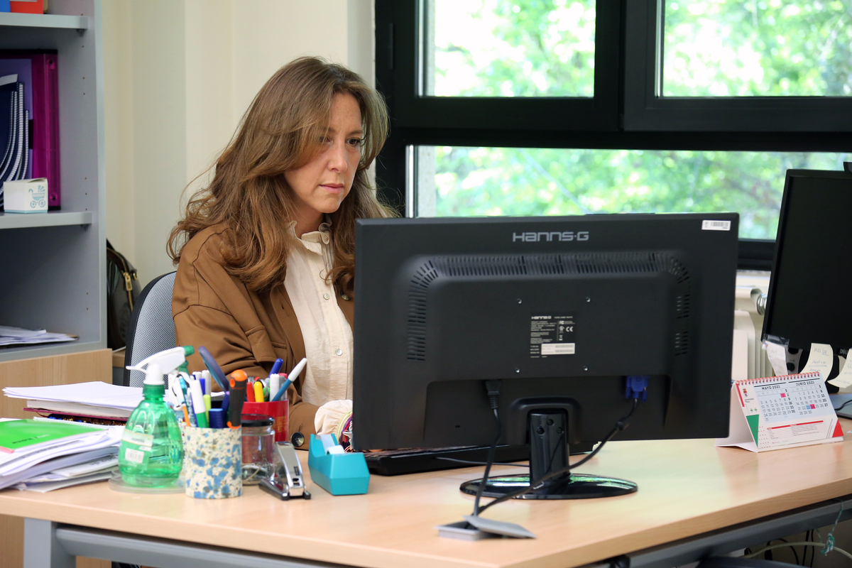 """Eugenia Rendueles: """"La Escuela de Hostelería ofrece formación a profesionales que contribuye a la excelencia del servicio"""""""